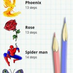Android aplikace How to Draw
