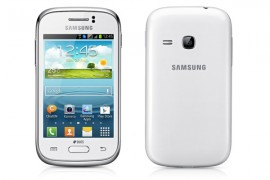 Samsung galaxy young duos