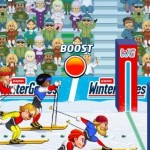 Android hra Winter Games